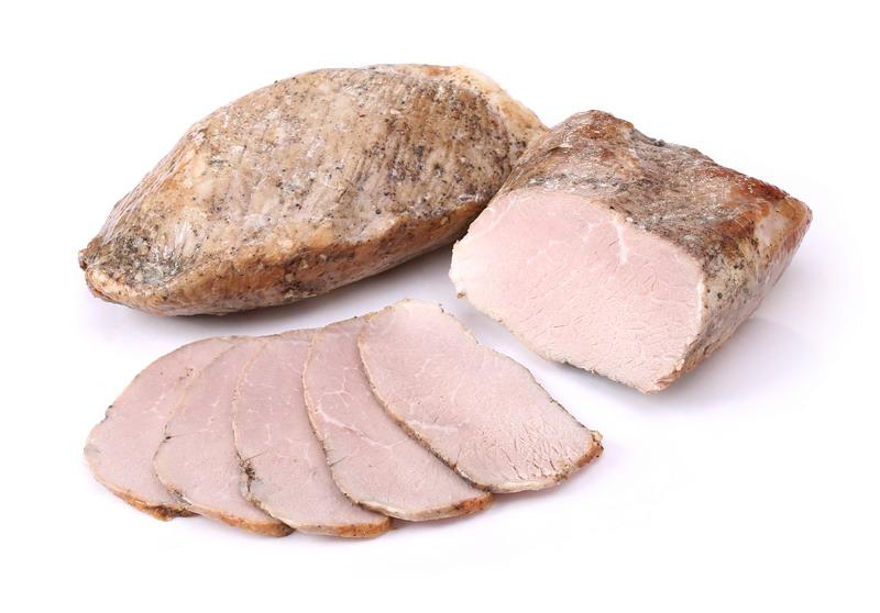 Продукт из свинины запеченный буженина «Из печи»