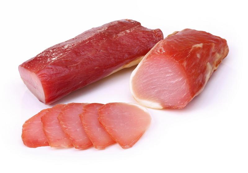 Изделие из свинины сырокопченое полендвица «Венская»