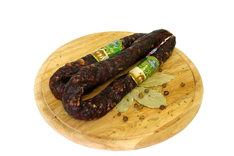 Продукт мясной сырокопченый «Закуска Элитная»