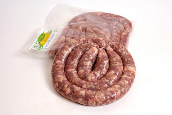 Колбаски для гриля