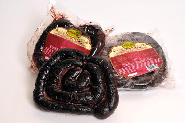 Колбаса кровяная Дачная с рисом