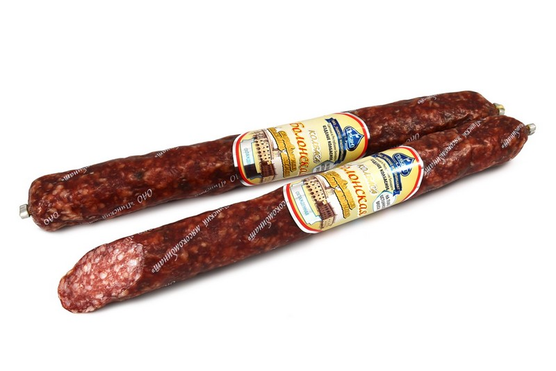 Колбаса сыровяленая «Болонская»