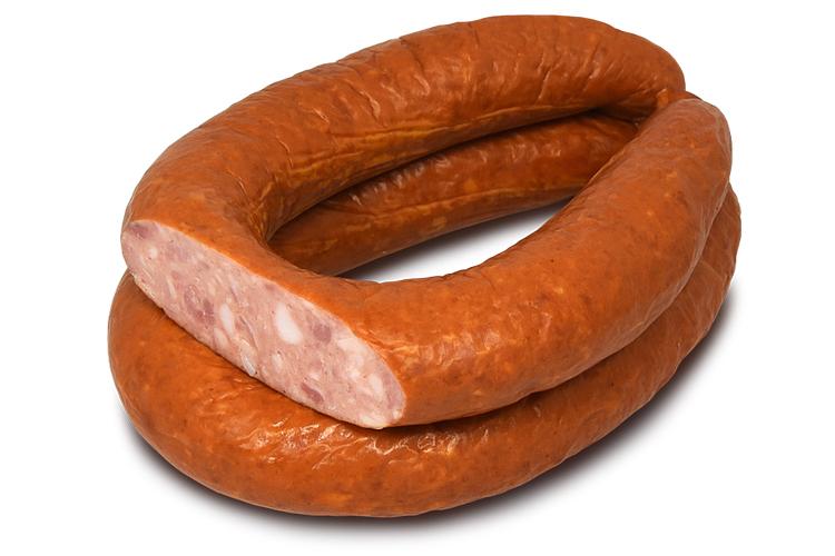 Колбаса полукопченая «Беловежская Традиционная»
