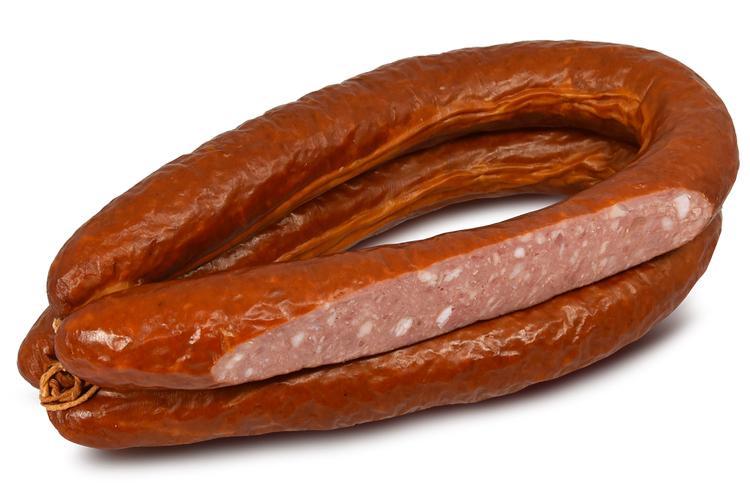 Колбаса полукопченая «Графская Традиционная»