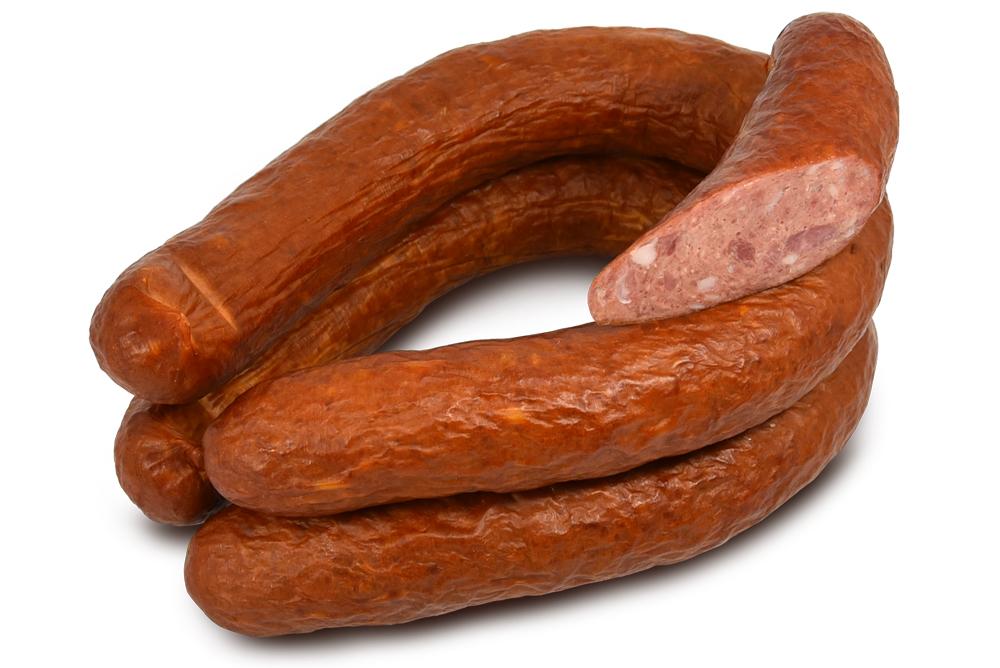 Колбаса полукопченая «Мозаичная Традиционная»