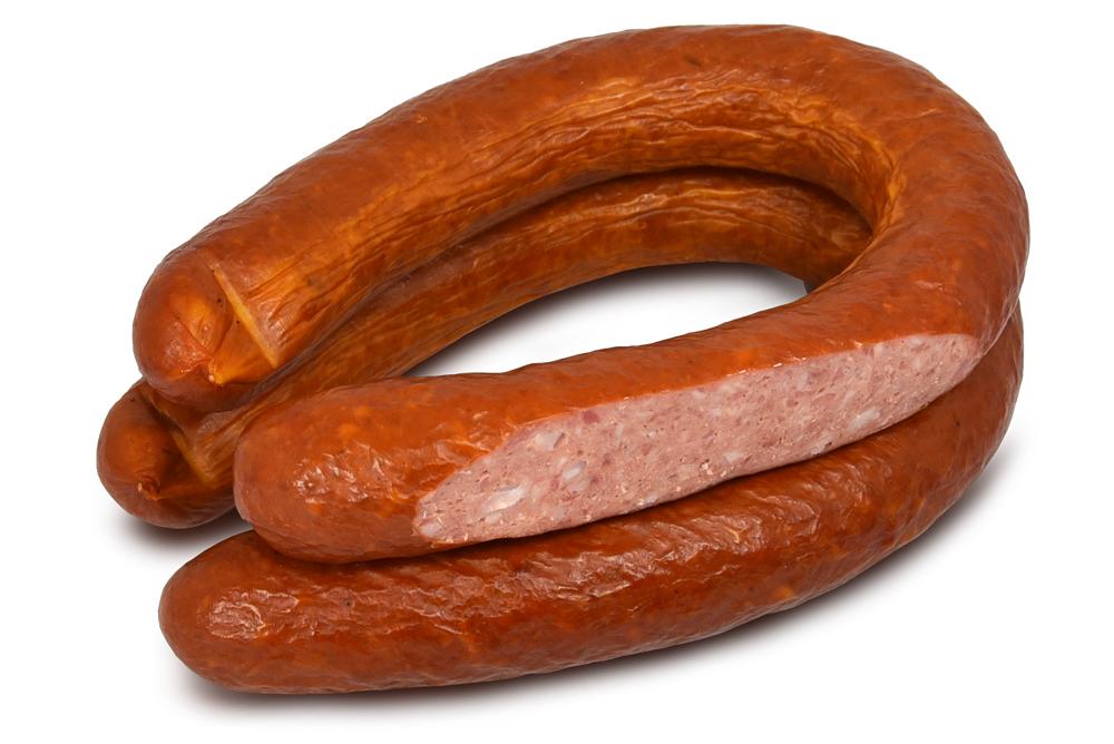 Колбаса полукопченая «Тминная Традиционная»