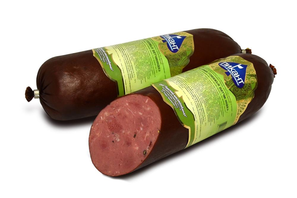 Колбаса «Салями говяжья ветчинная»