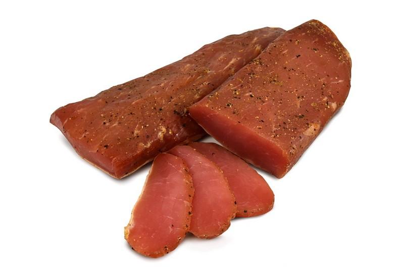 Продукт из свинины «Полендвичка Паненка пикант»