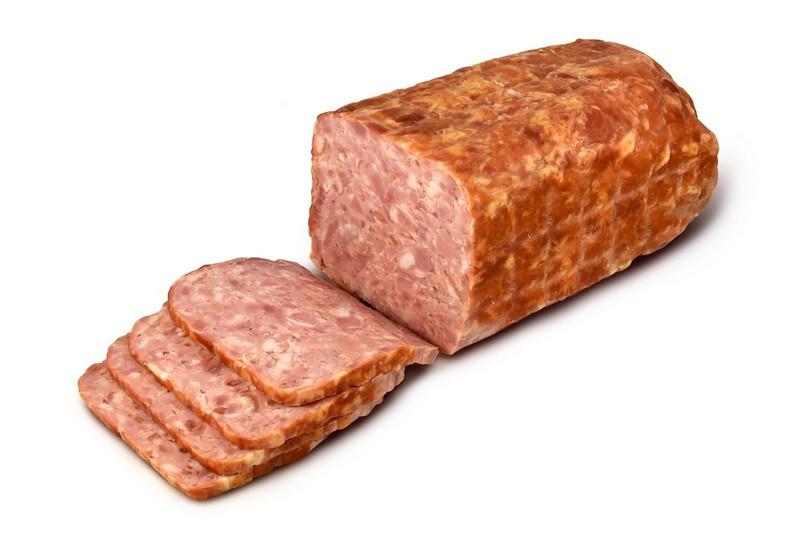 Продукт из свинины рулет «Баварский»