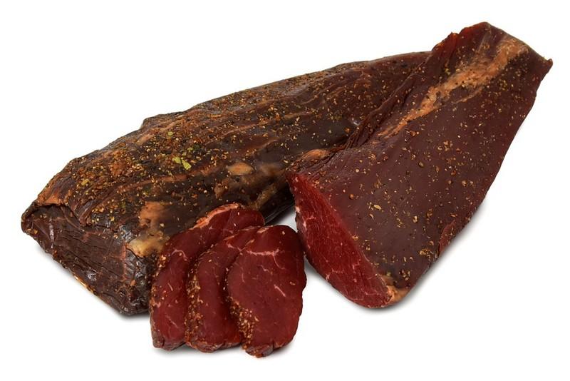 Продукт из говядины Вырезка «Рождественская»