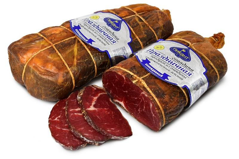 Продукт из говядины Говядина «Праздничная»