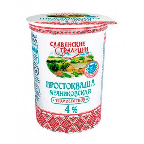 Простокваша «Мечниковская» 4% 380 г