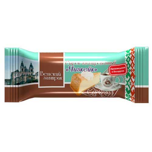Сырок глазированный «Венский завтрак» «Чизкейк»