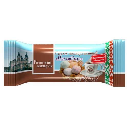 Сырок глазированный «Венский завтрак» «Пломбир»