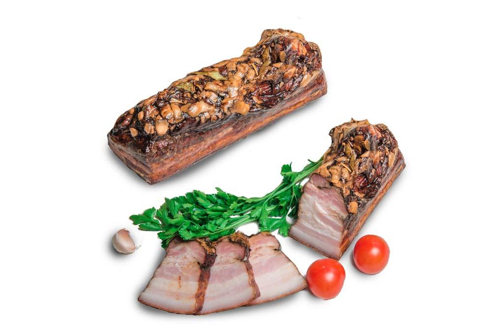Грудинка свиная пикантная «Черный кабан»