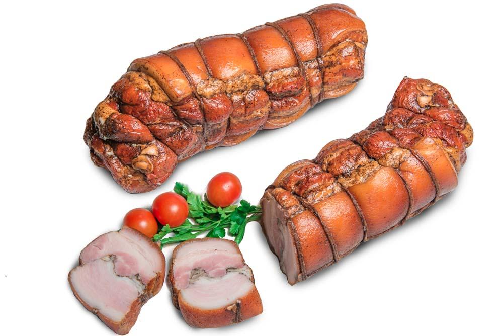 Грудинка свиная «Сибирская»