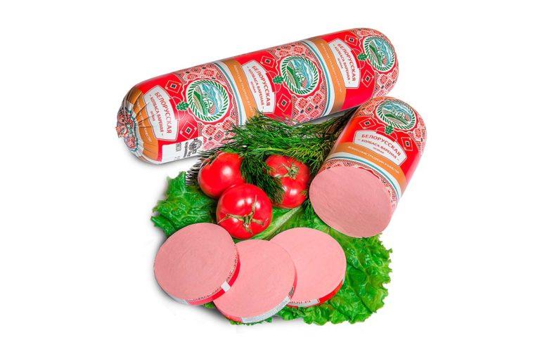 Колбаса вареная «Белорусская особая»