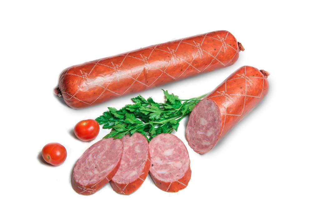 Колбаса полукопченая «Белорусская»