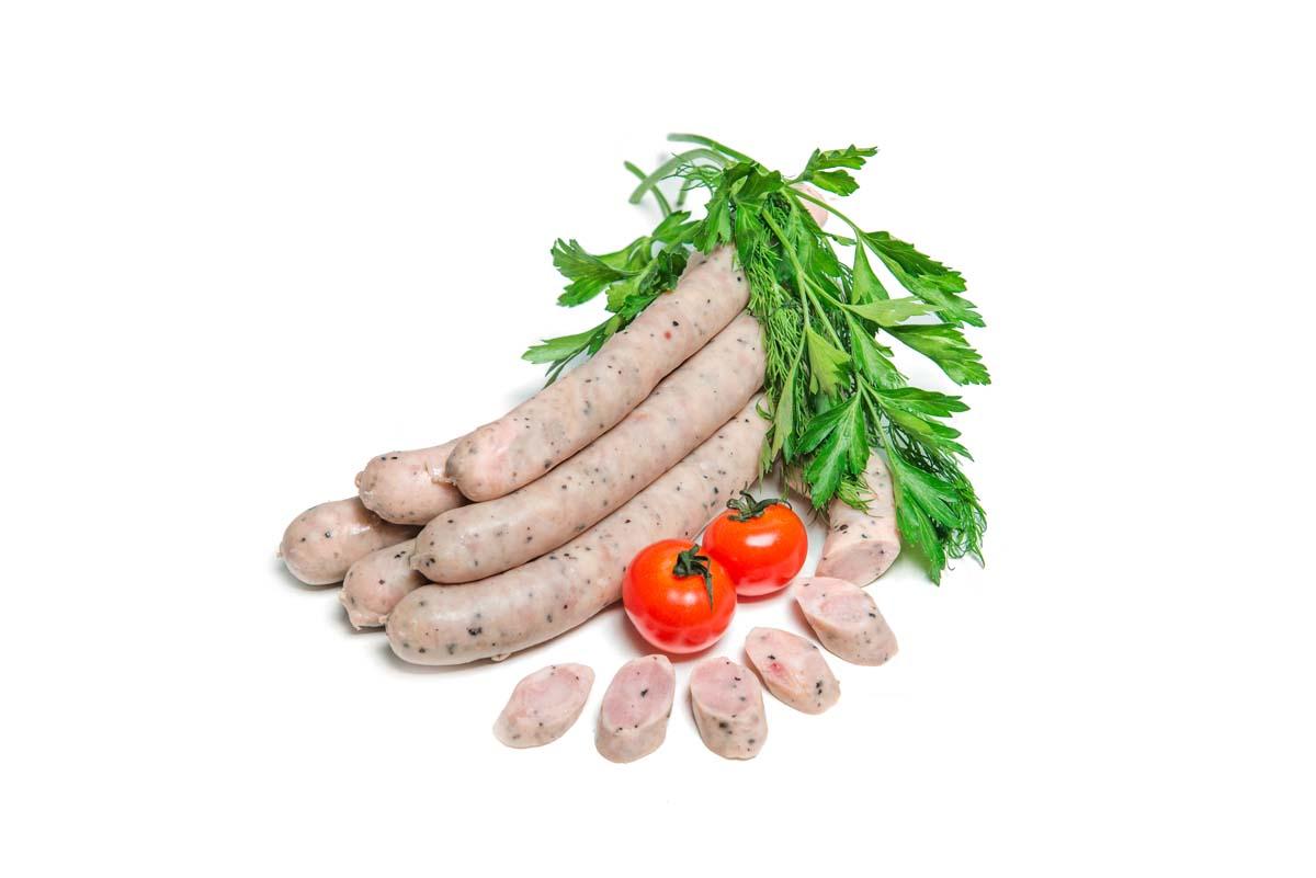 Колбаски вареные «Мюнхенские»