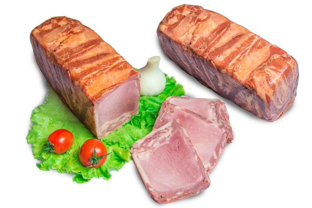 Рулет из свинины «Беконный»