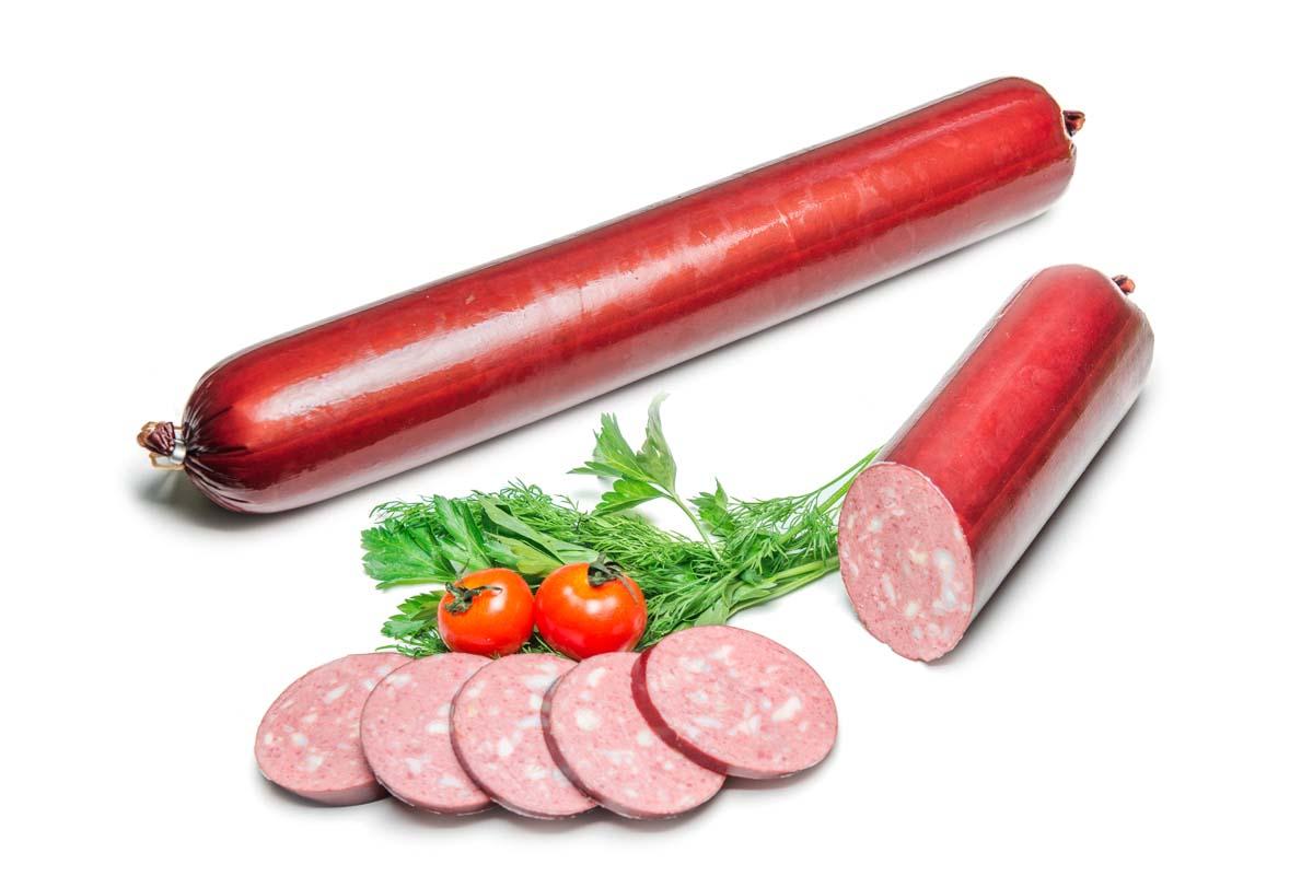 Колбаса варено-копченая «Царская»