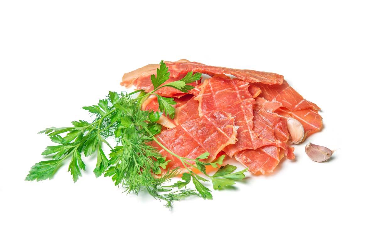 Чипсы из свинины «Классические»