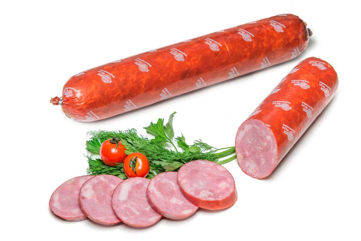 Колбаса полукопченая «Венгерская»