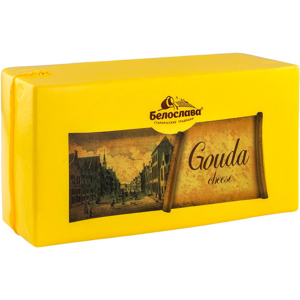 Сыр «Gouda» полутвердый
