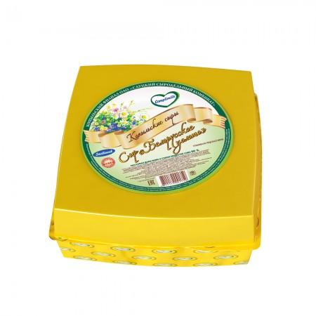 Сыр «Белорусское золото» 50%