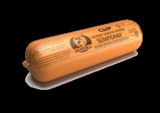 Сыр плавленый колбасный копченый «Беларусачка» 30%