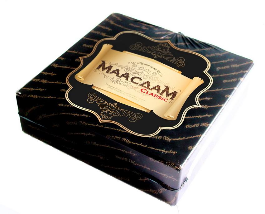 Сыр «Маасдам Classic» 45%