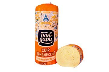 Сыр «Бондарский с топлёным  молоком» 45%