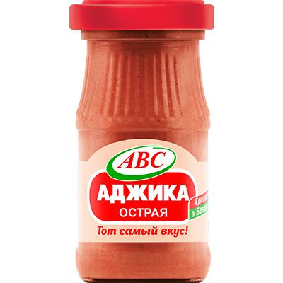 Кетчуп «АВС» Аджика острая