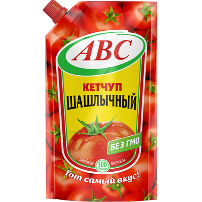 Кетчуп АВС «Шашлычный»