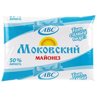 Майонез «АВС» Моковский