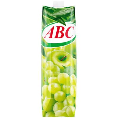 Нектар виноградно-яблочный