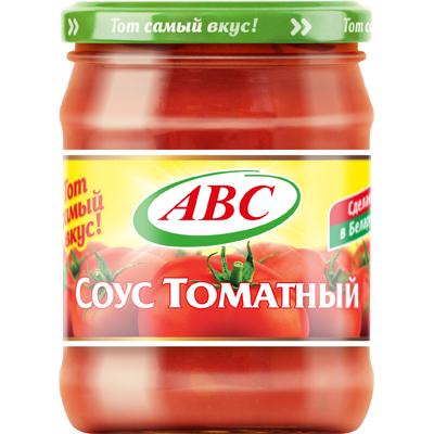 Соус «АВС» Томатный