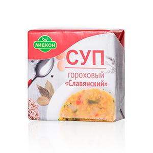 Суп гороховый «Славянский»