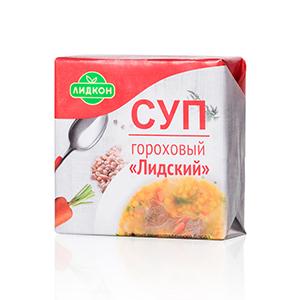Суп гороховый «Лидский»